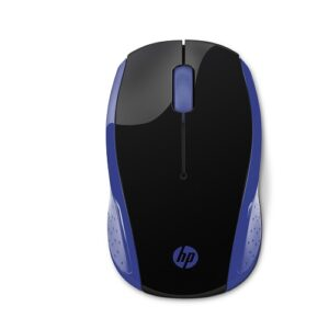 MOUSE HP 200 WIRELESS BLUE