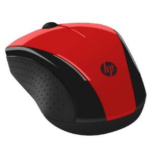 MOUSE HP X3000 WIRELESS ROJO