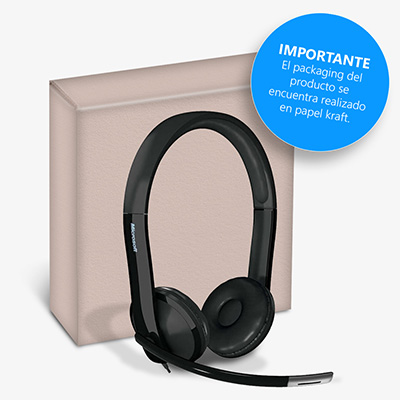 HEADSET MICROSOFT CON CABLE LX-6000