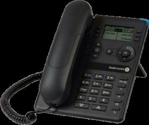 Teléfono de escritorio Alcatel IP 8008