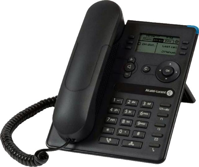 Teléfono Alcatel-Lucent 8008 Deskphone
