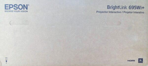 Caja de Proyector Epson BrightLink 695Wi+