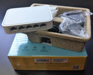 Switch TL-SF1005D(UN) Ver 15.0