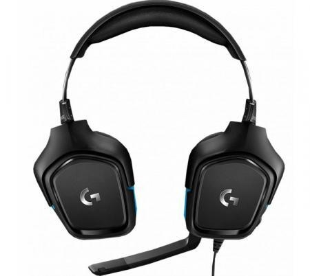 Auricular Logitech Gaming G432