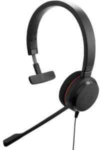 Headset Jabra Evolve 20 Mono UC